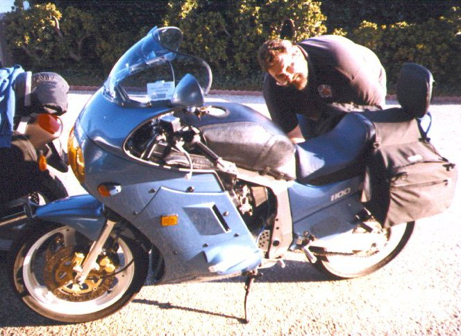 Doug Hackney's Bikes Pages: '87 GSXR1100