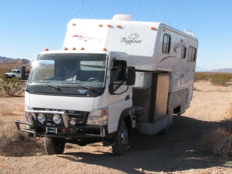 Mitsubishi Fuso Fg 4x4 Camper For Sale.html | Autos Weblog