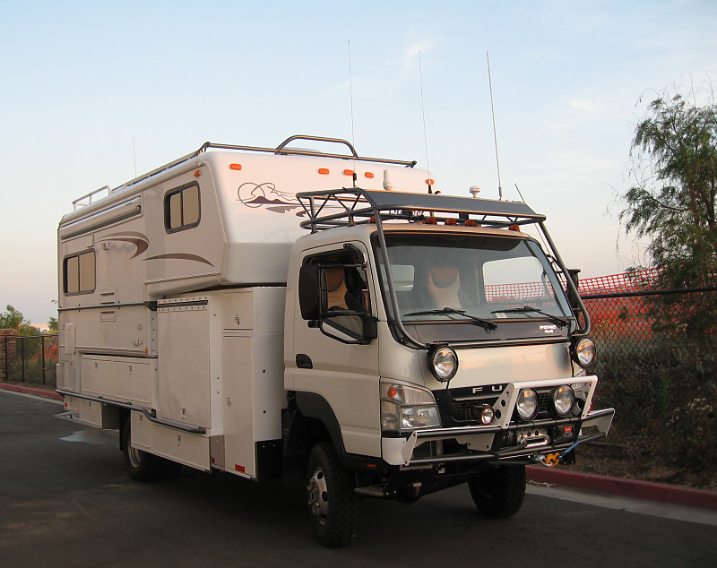 Vehicle Truck Campers : Rv open roads forum truck campers australian